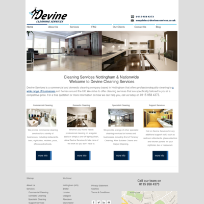 Devine Services Ltd