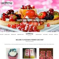 Cake world plus