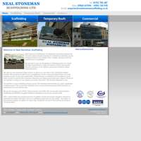 Neal Stoneman Scaffolding Ltd