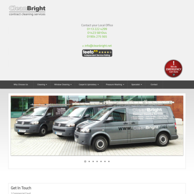 Cleanbright Contract  Cleaning