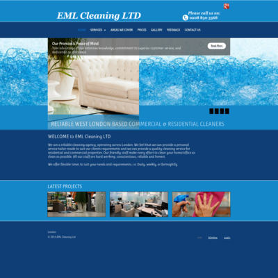 EML Cleaning Ltd