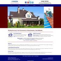 r mason roofing services