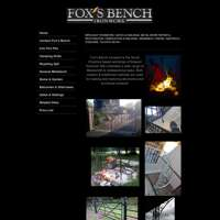Fox's Bench ironwork