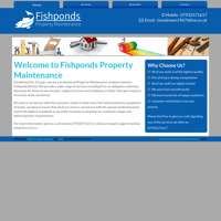 Fishponds property maintenance