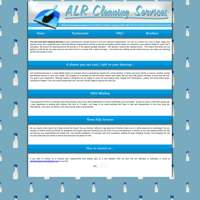 ALR Cleaning Services