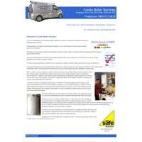 Combo boiler services(CBS)
