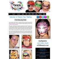Mimicks Face Painting