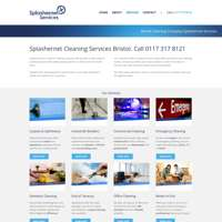 Splashernet Services