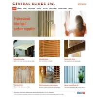 Central blinds ltd