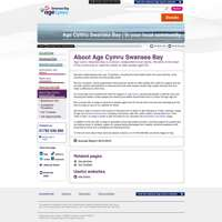 Age Cymru Swansea Bay Homecare Plus