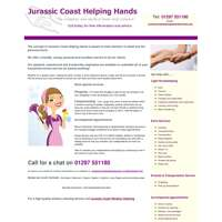 Jurassic Coast Helping Hands