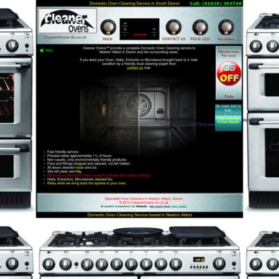 Cleaner Ovens