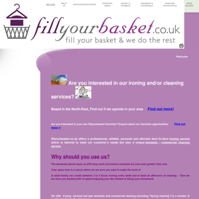 Fillyourbasket.co.uk
