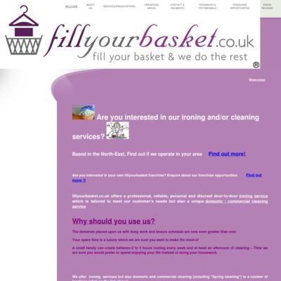 Fillyourbasket.co.uk
