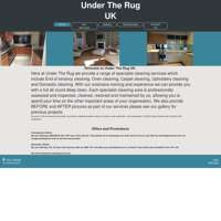 Under the rug uk