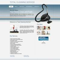 total cleaning service