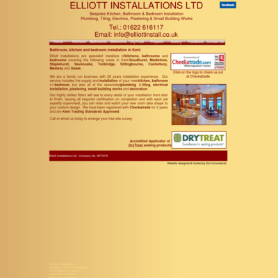 Elliott Installations