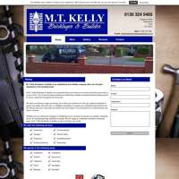 MT Kelly Bricklayer & Builder