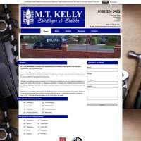 MT Kelly Bricklayer & Builder