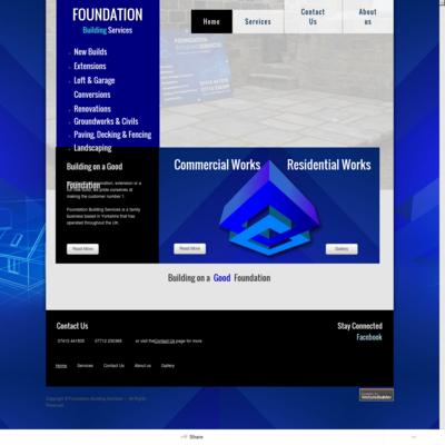 Foundation Building Services