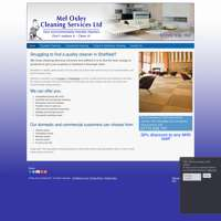 Mel Oxley Cleaning Services Ltd