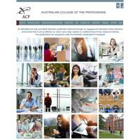 Australian College of the Professions - RTO 41201