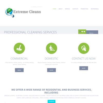 Extreme Cleans Ltd