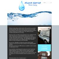 Aquaspray Window Cleaning