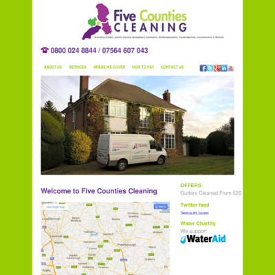 Five Counties Cleaning