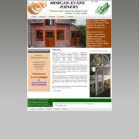 Morgan-Evans Joinery.