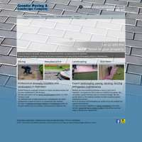 granite paving and landscaping