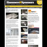 Hammers and spanners