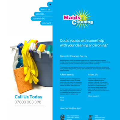 Maids4Cleaning Ltd