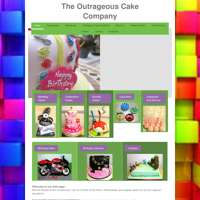 THE OUTRAGEOUS CAKE COMPANY