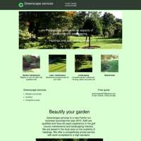 Greenscape services
