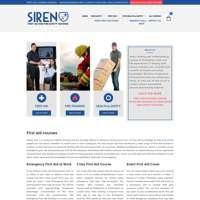 Siren training
