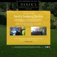 Dereks Gardening Services