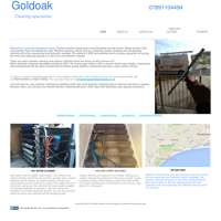 goldoak cleaning services