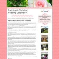 Traditional Christian Wedding Vows.Traditional Christian Wedding Ceremony