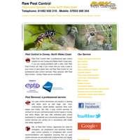 RAW Pest control