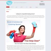 Zest Cleaning Solutions & Property Maintenance