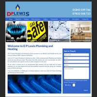 D.P.LEWIS PLUMBING AND HEATING