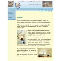 Colin Lewis Decorating and Tiling Services