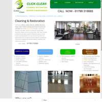 Click Clean cleaning ltd