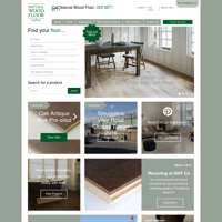 The Natural Wood Floor Company London