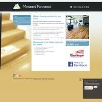 modern flooring.