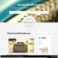 Sarah Henderson Copywriting & Proofreading