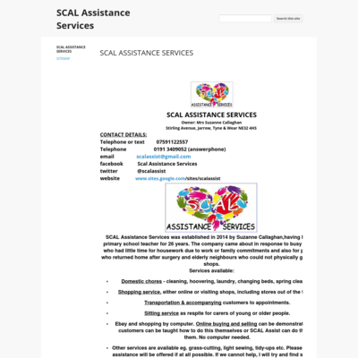 Scal Assistance Services
