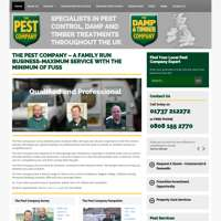 The Pest Company Ltd