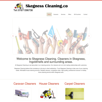 Skegness Cleaning.co